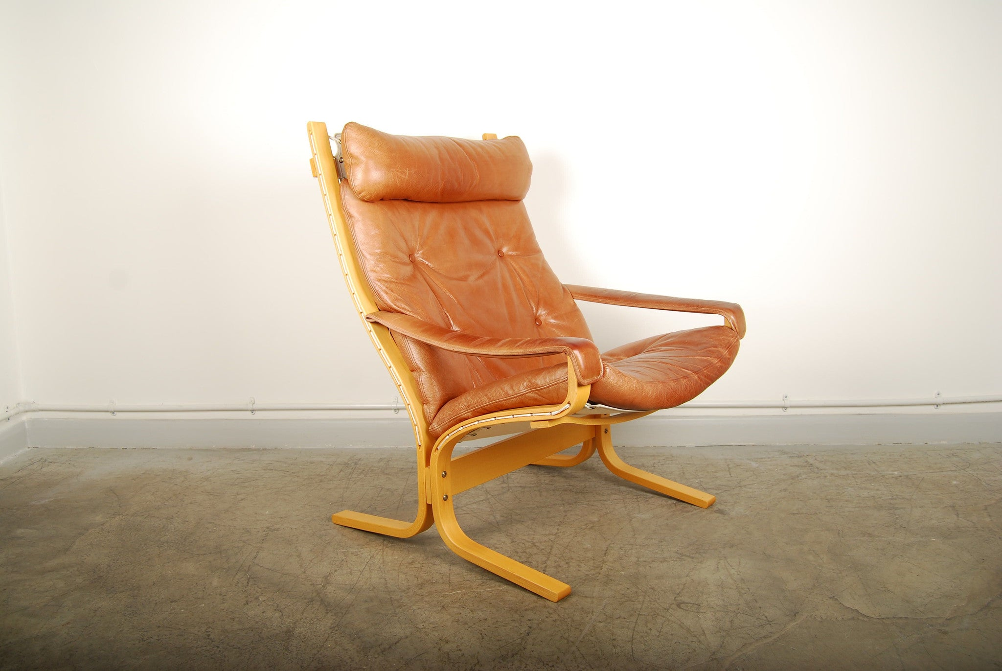 Siesta chair by Ingmar Relling