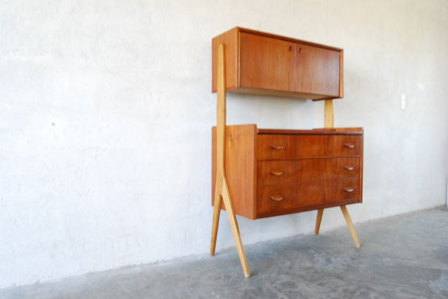Chase & Sorensen Highboard unit