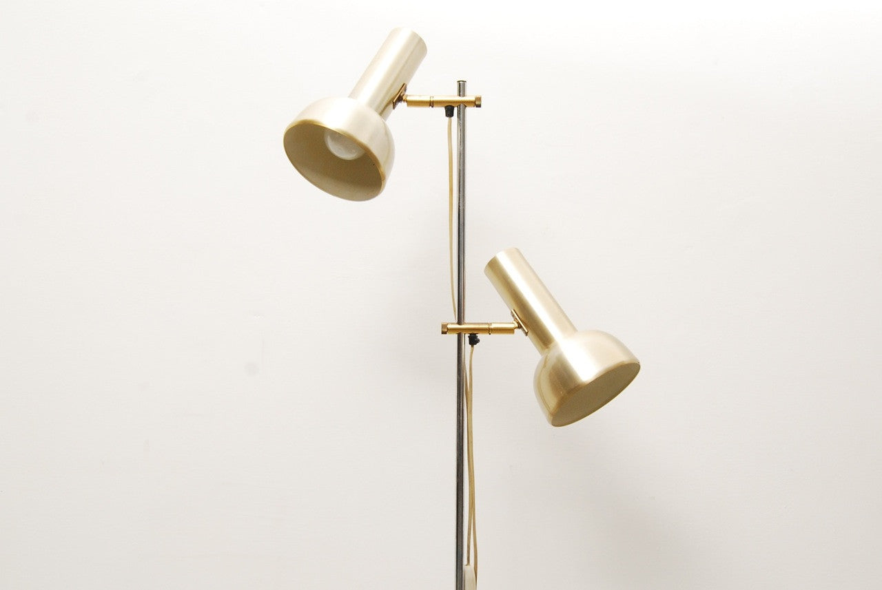 Twin-headed floor lamp by Fog & MÌürup