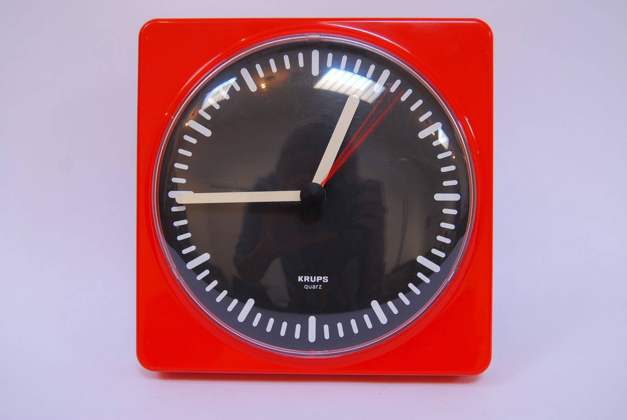 Wall clock by KRUPS