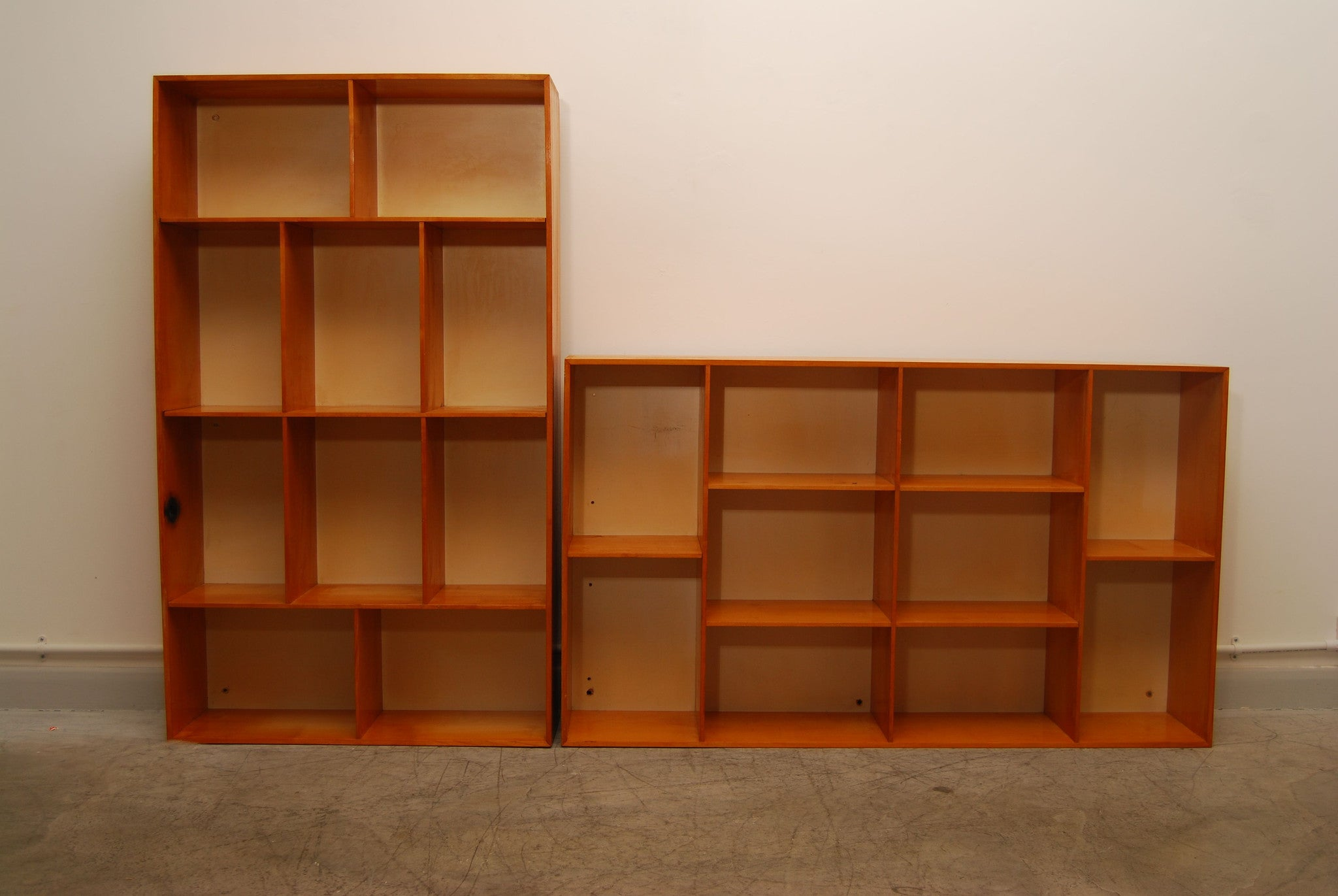 Bookshelf by Mogens Koch