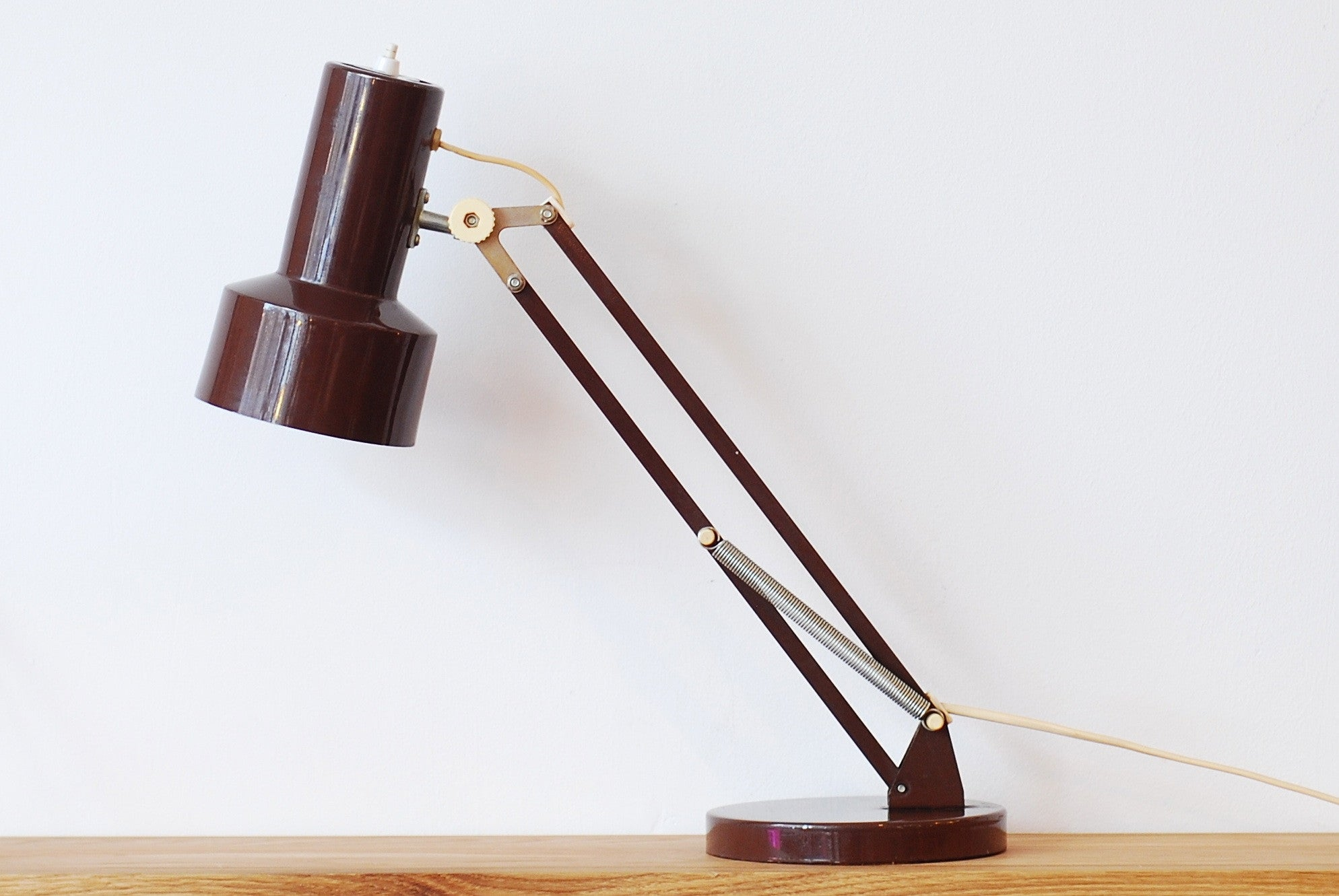 Desk lamp by Lyskaer Belysning