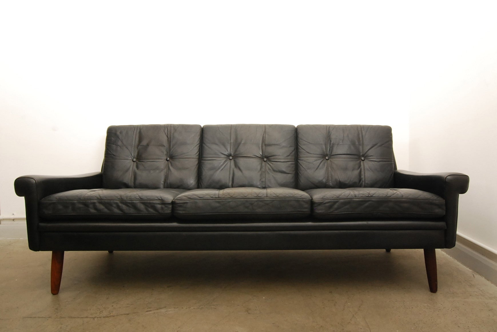 Three seat sofa by Skipper
