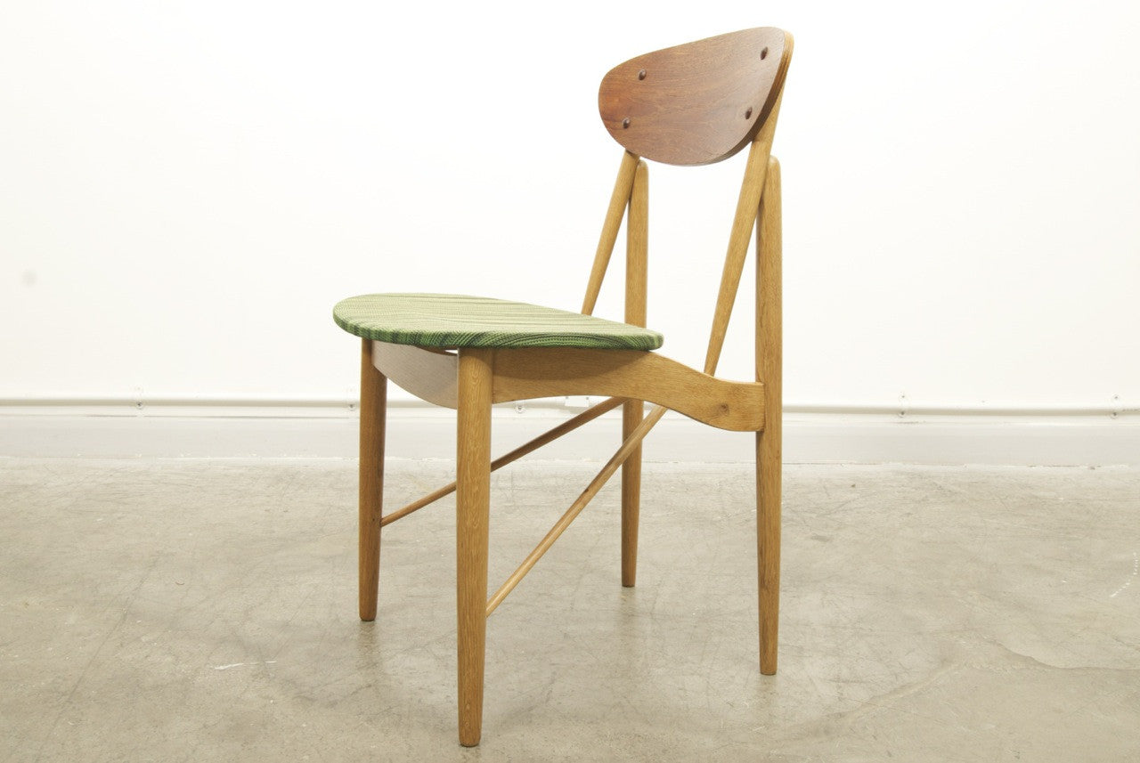 Single desk / dining chair by Finn Juhl