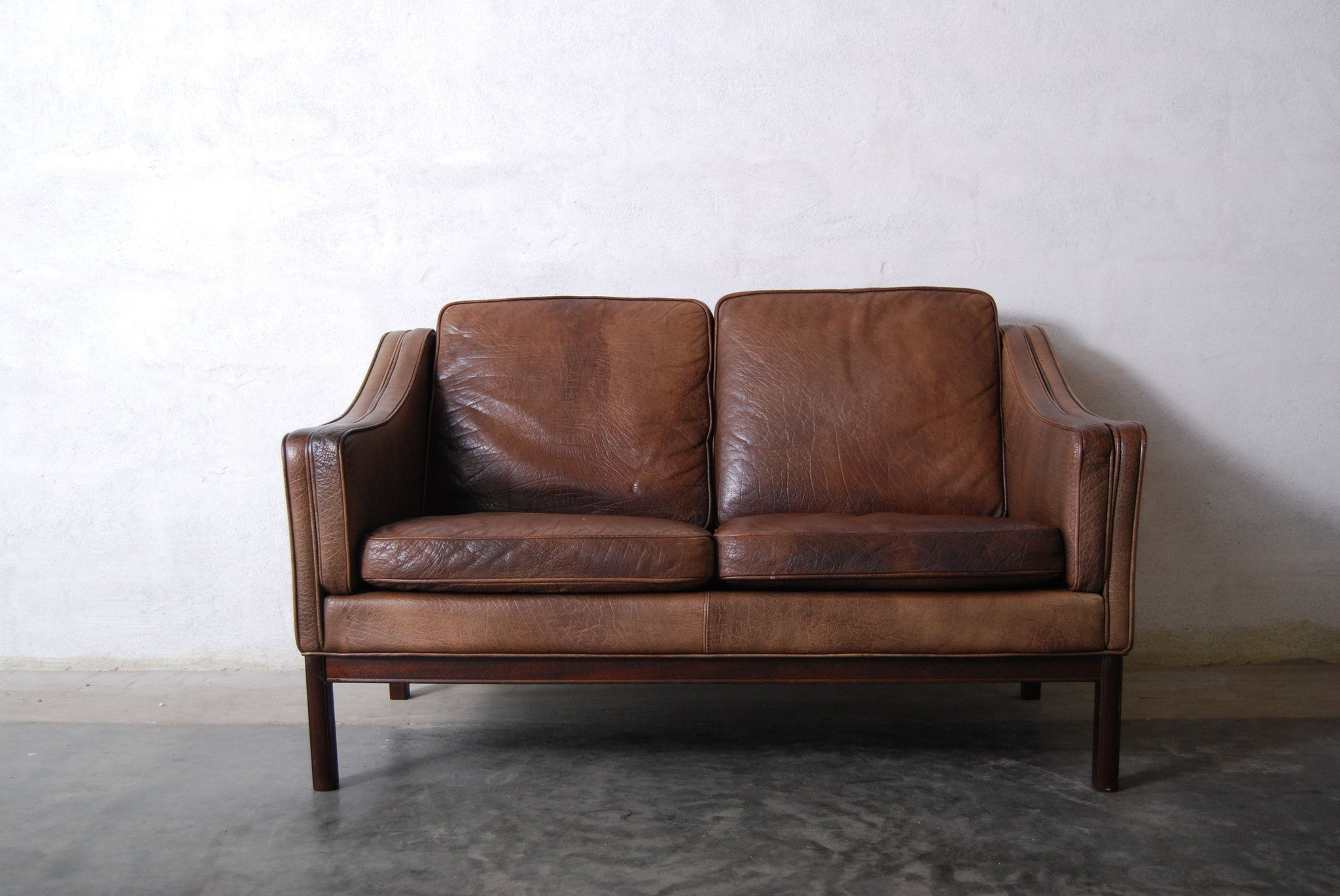 Two seat sofa by Vatne Mbler