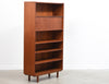 Danish bookshelf in teak