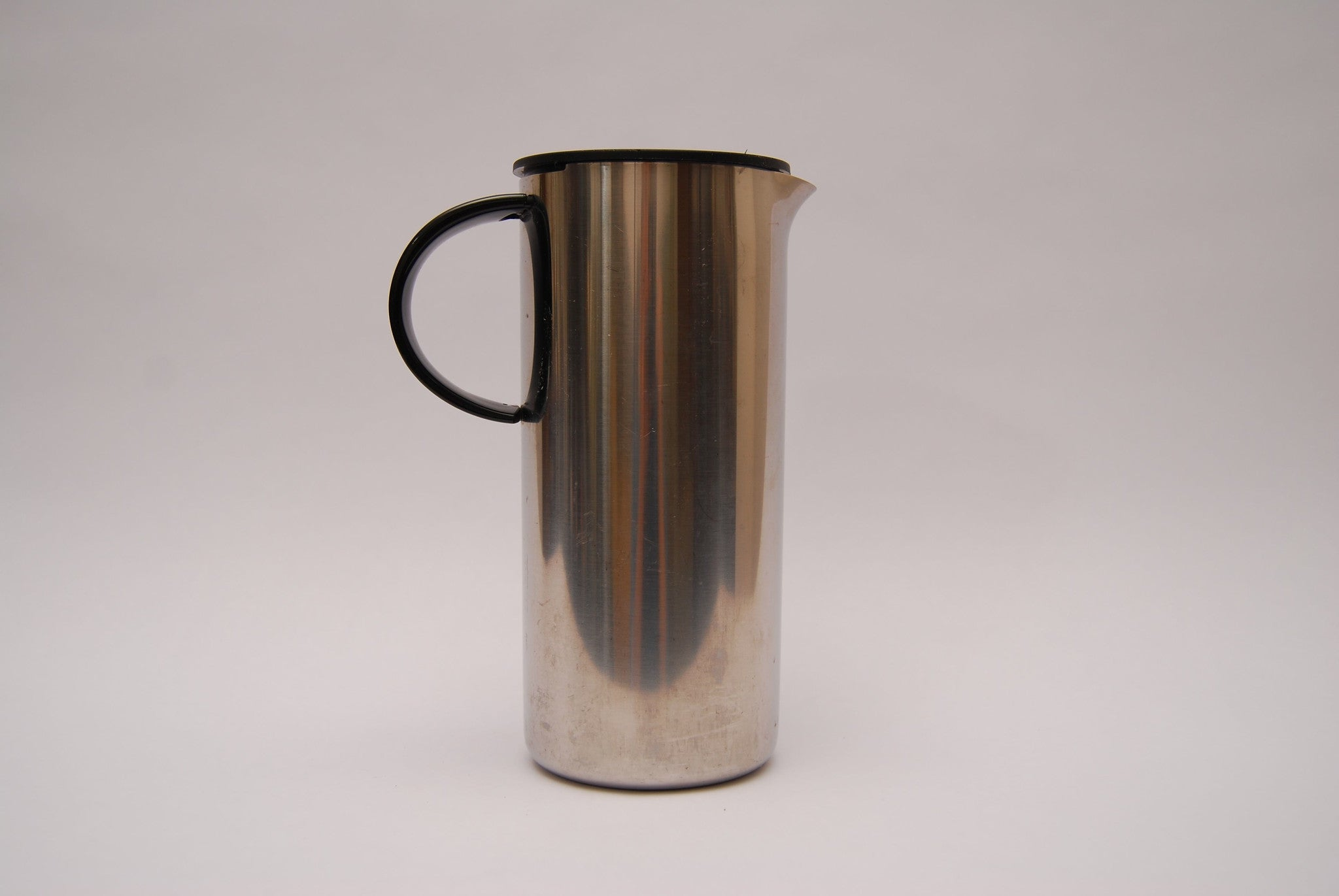 Stainless steel jug by Stelton