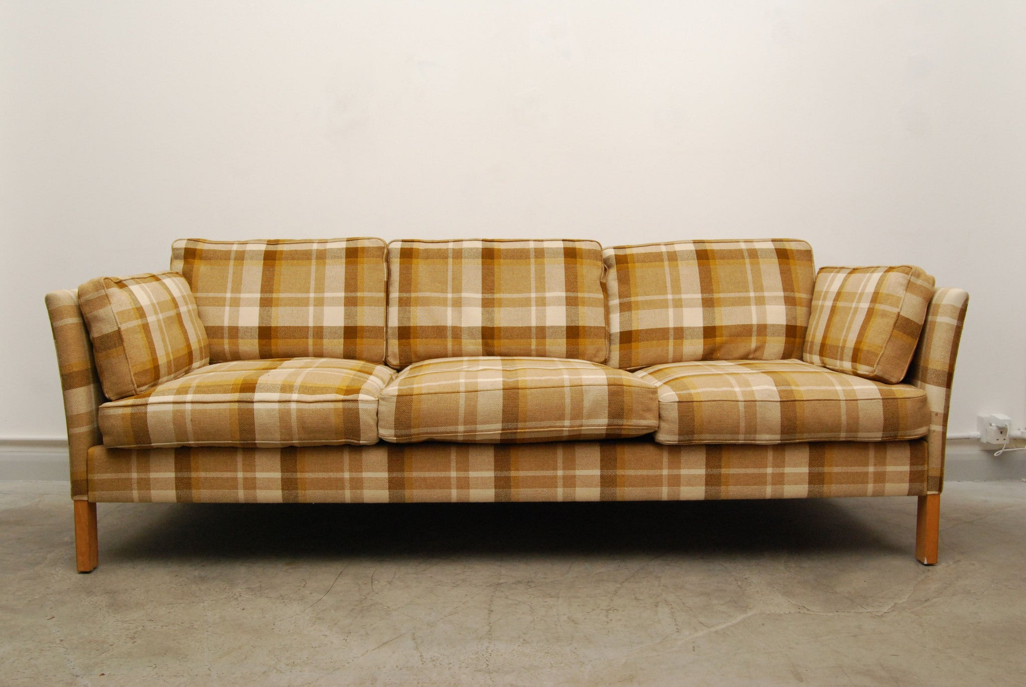 Three seat sofa by DUX
