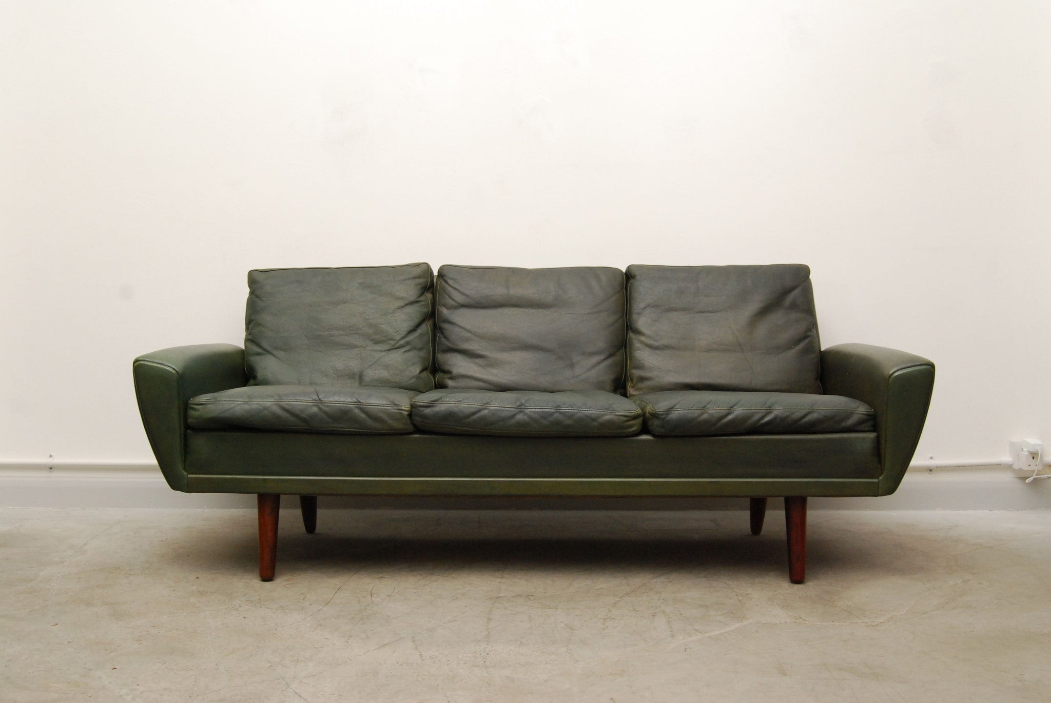 Chase & Sorensen Three seat sofa by Vejen