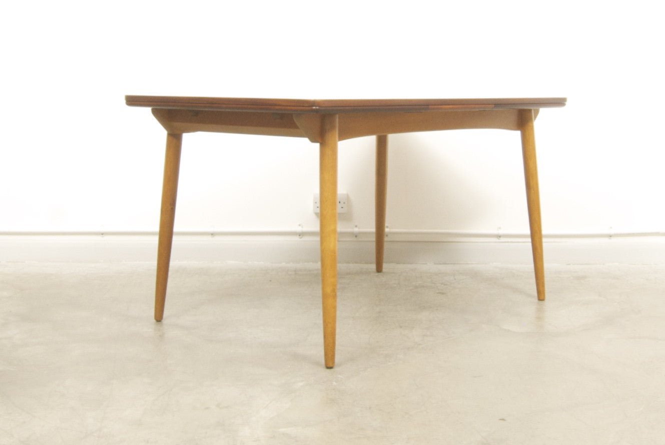 Dining table by Poul M. Volther