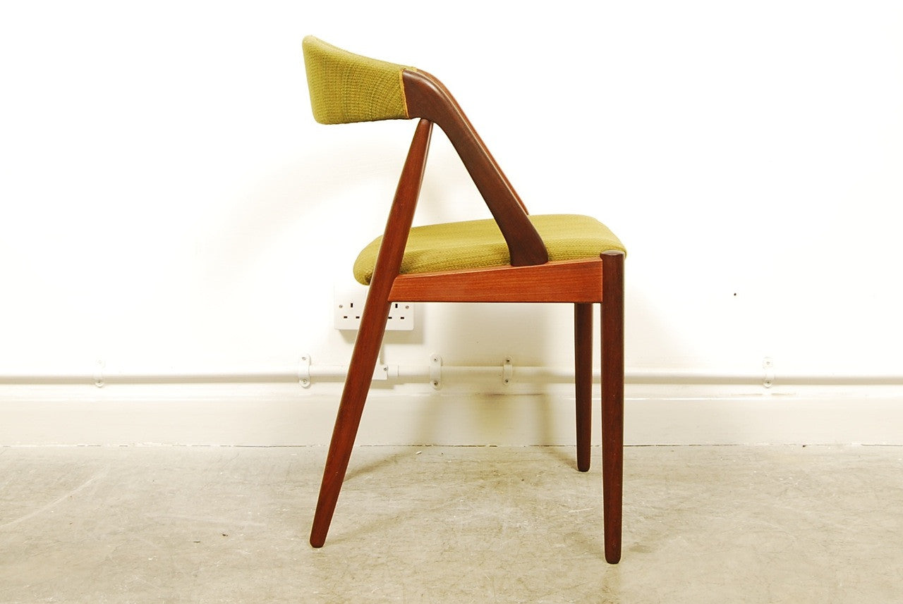 Teak desk/dining chair by Kai Kristiansen