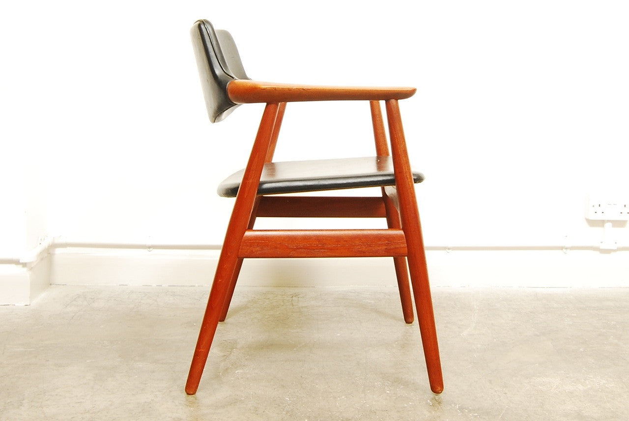 Desk chair by Grete Jalk