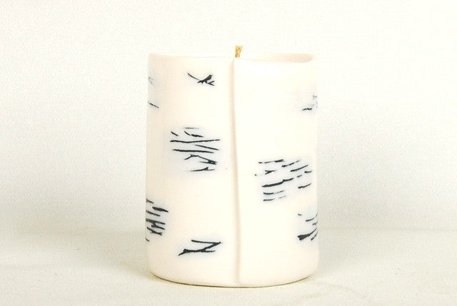 SkandiBirch candles by SkandiHus