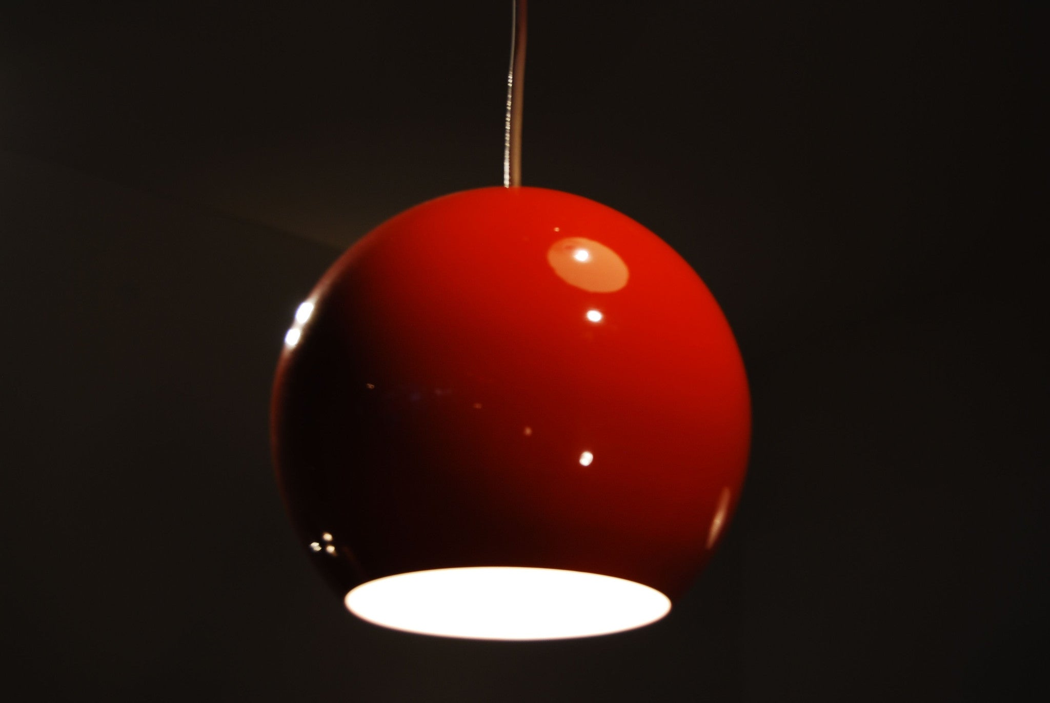Ceiling lamp by Verner Panton