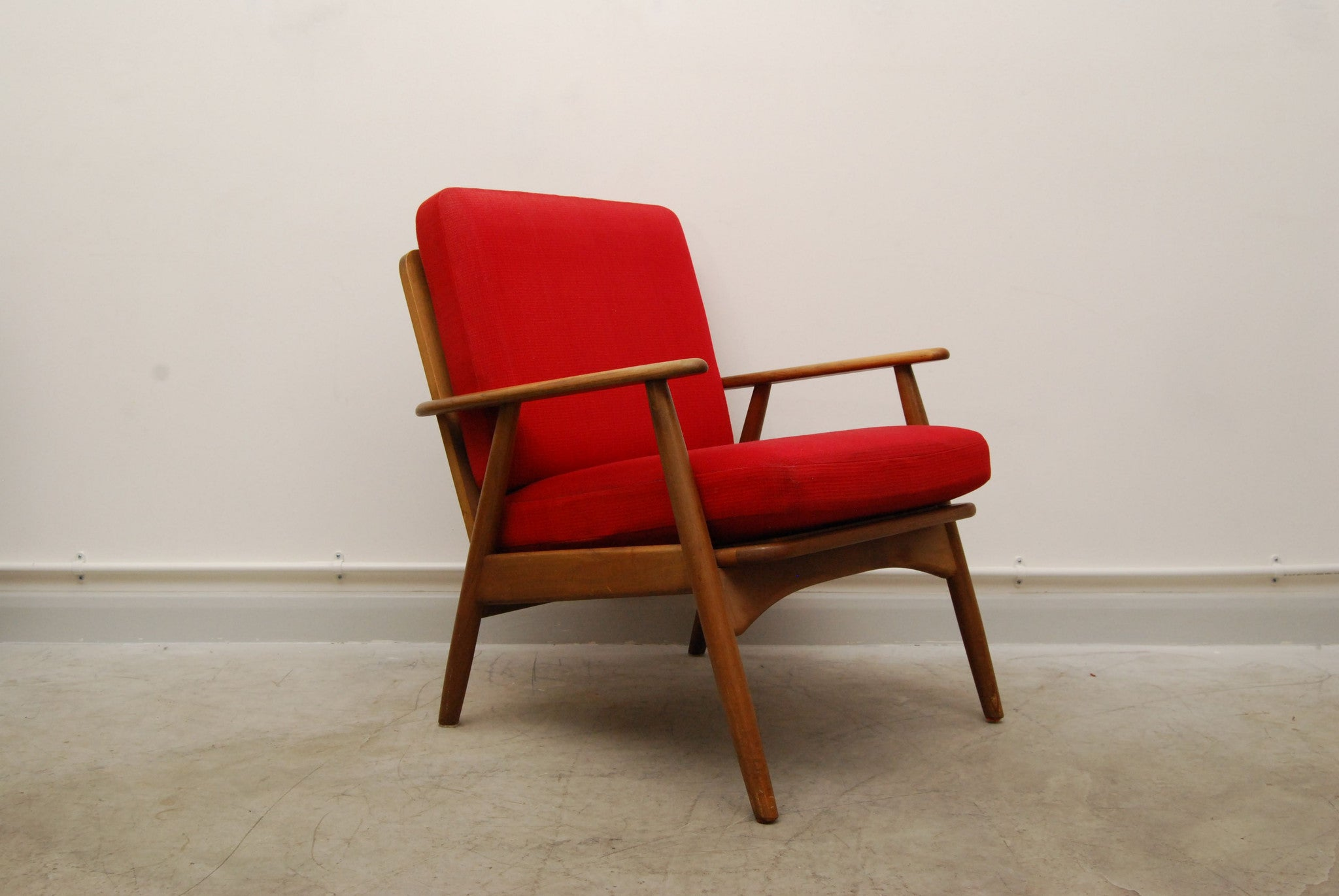 New price: Teak lounge chair
