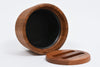 Vintage teak ice bucket by Scan Look