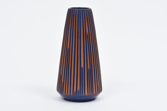 Tall ceramic vase by Løvemose