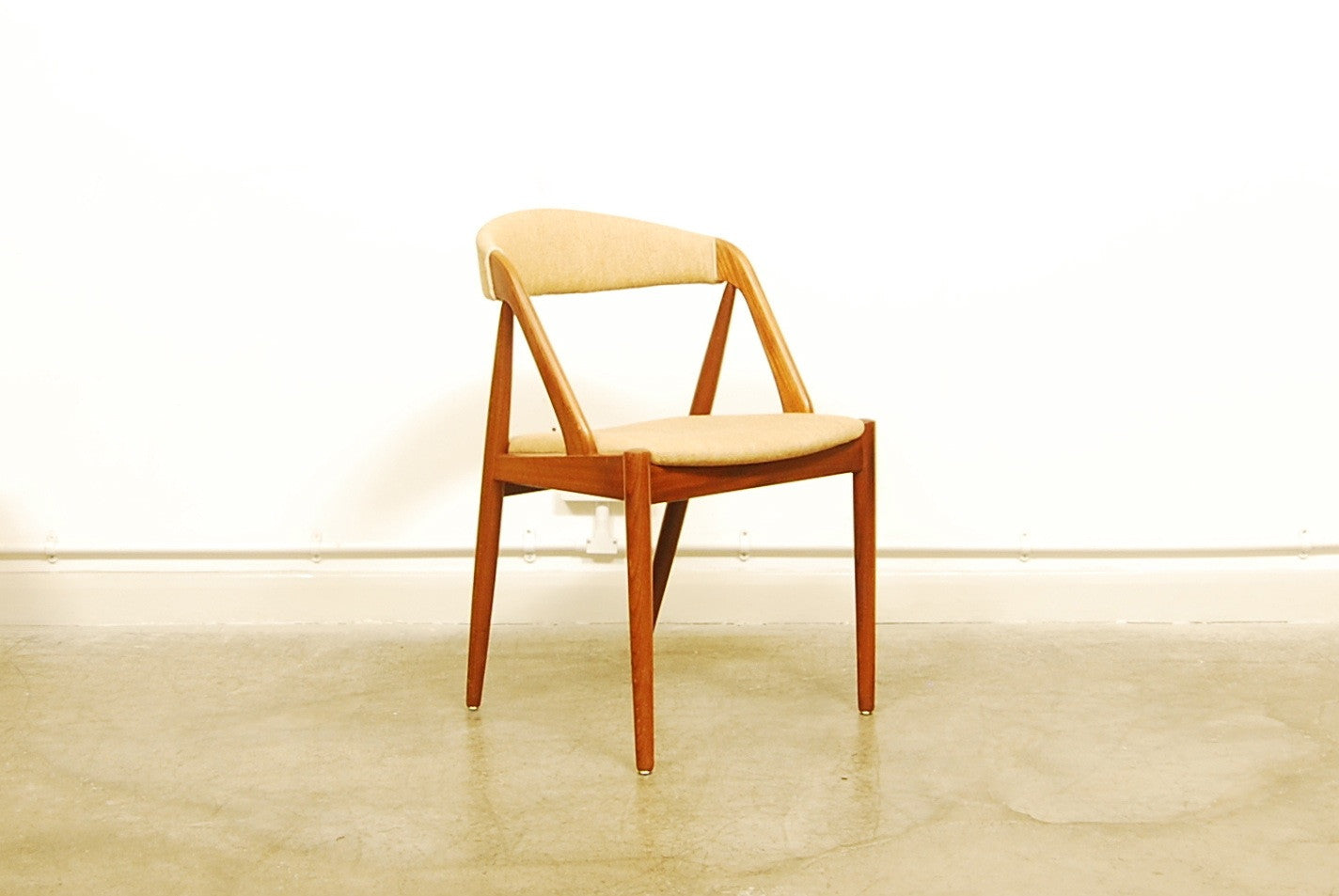 Dining chairs by Kai Kristiansen