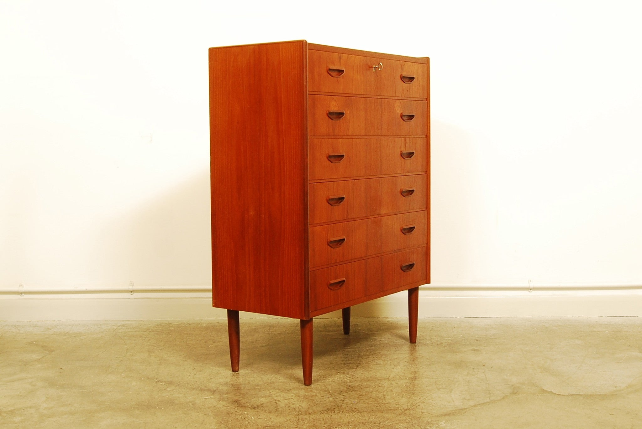 Generic Brand Chest of six drawers by Groth Møbelfabrik