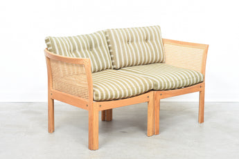Plexus two seat sofa by Illum Wikkelsø