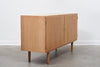 Oak sideboard by Poul Hundevad