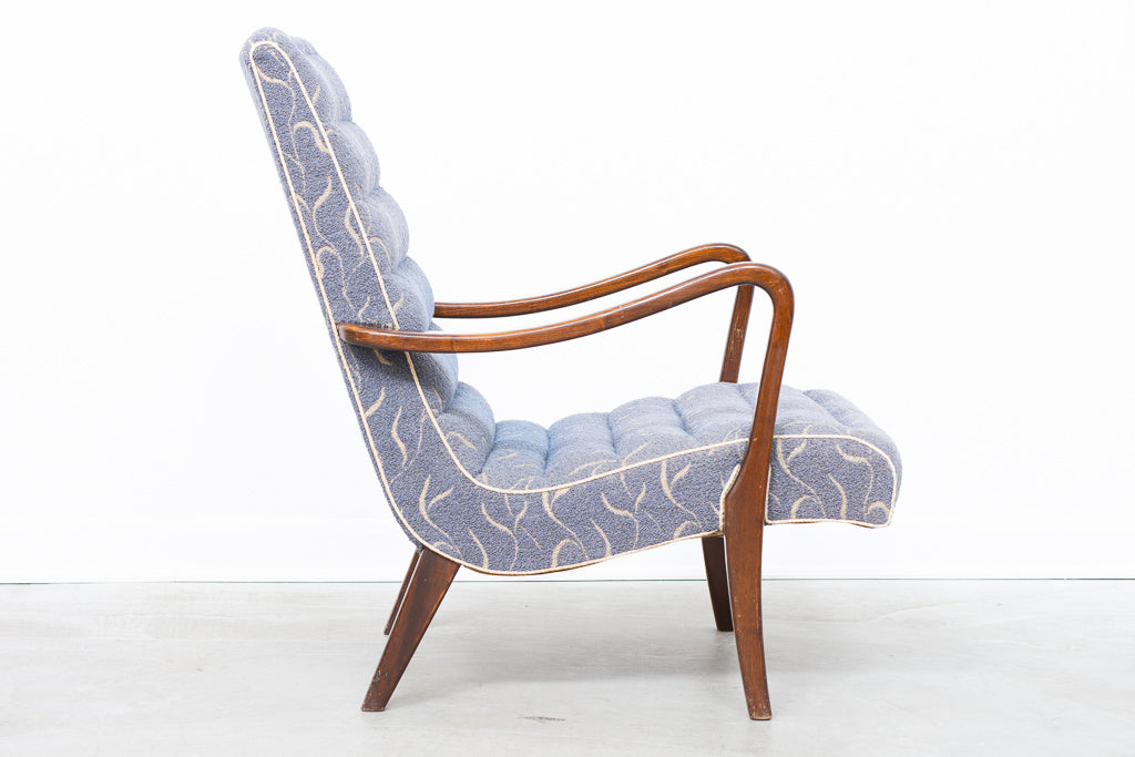 1940s lounge chair by Svante Skogh