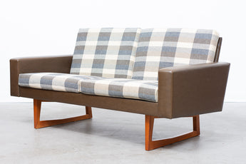 Two seat sofa by Ingvar Andersson