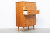 1950s teak chest of drawers