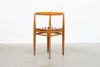 Set of four 'Lilla Carmen' chairs by Gemla Dio