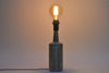 1960s ceramic table lamp by Palshus