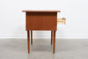 Vintage Danish desk in teak