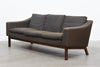 Three seat sofa by Poul M. Jensen