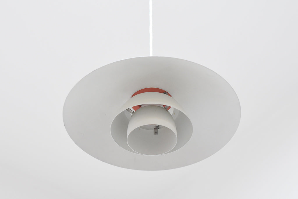PH 4/3 ceiling lamp by Poul Henningsen (1980s)