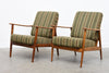Two available: 1960s Danish loungers