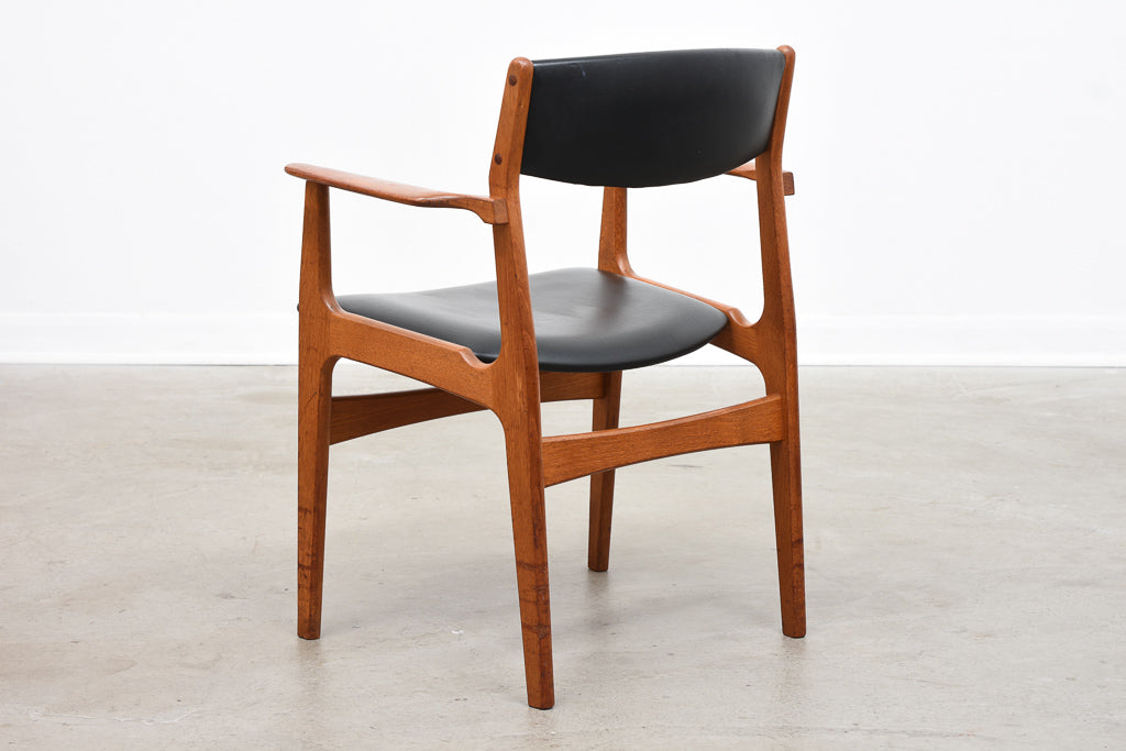 Teak armchair by Nova