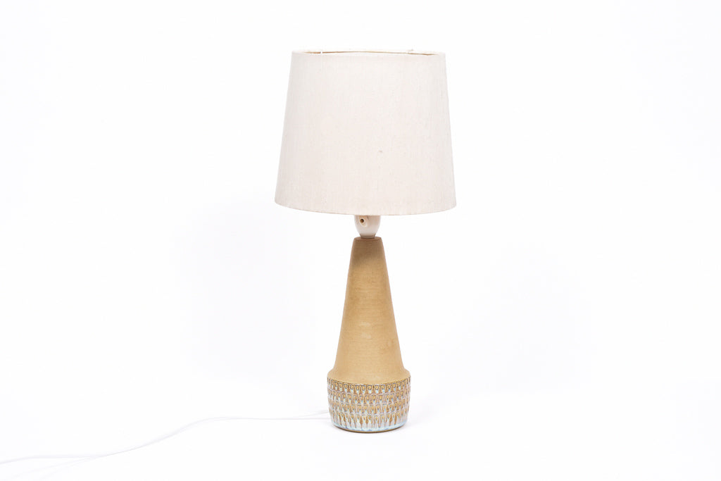 Ceramic table lamp by Søholm