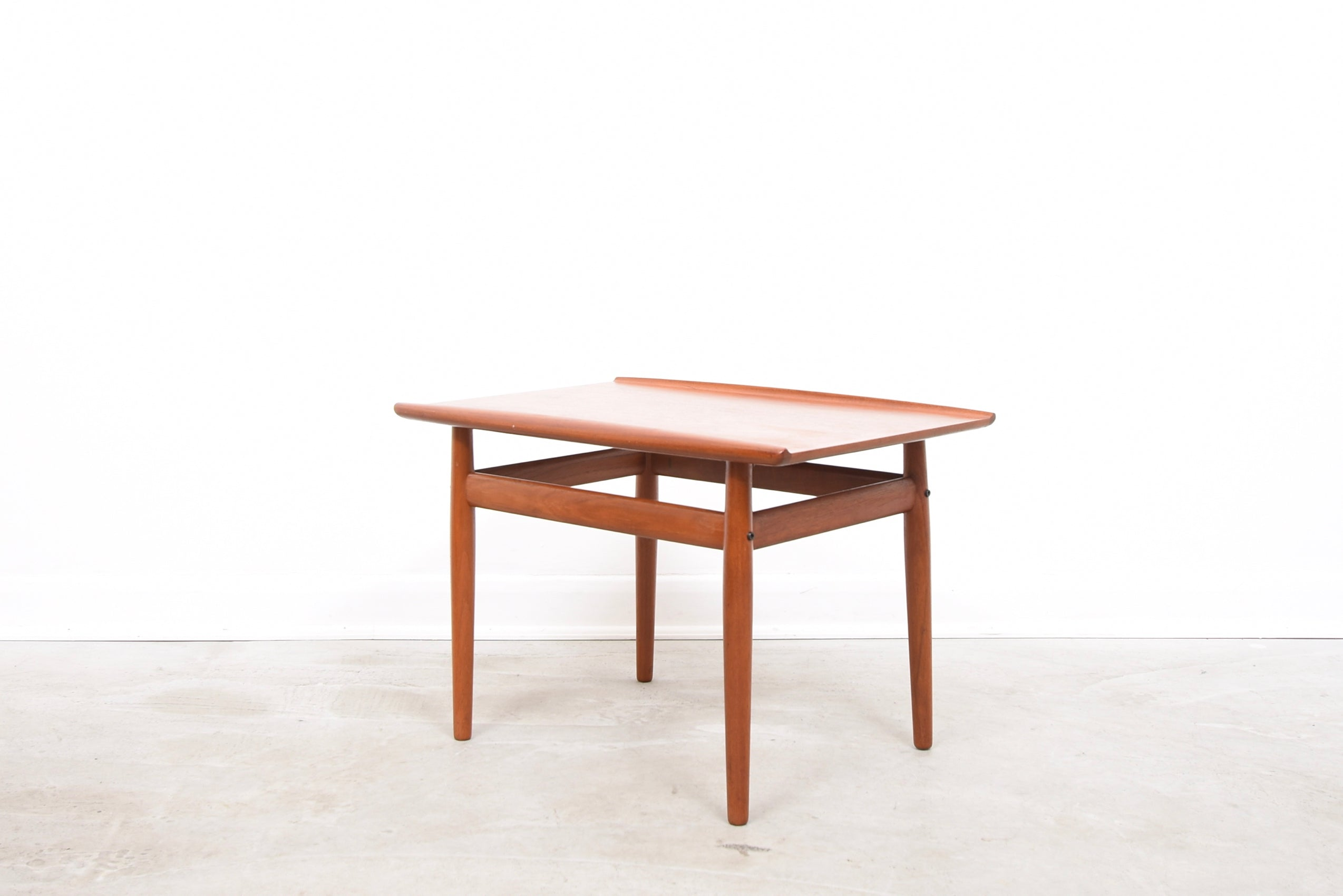 LeneFebruary18 Teak Coffee Table By Grete Jalk