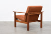 Two available: Moduline loungers by Ole Gjerløv Knudsen & Torben Lind