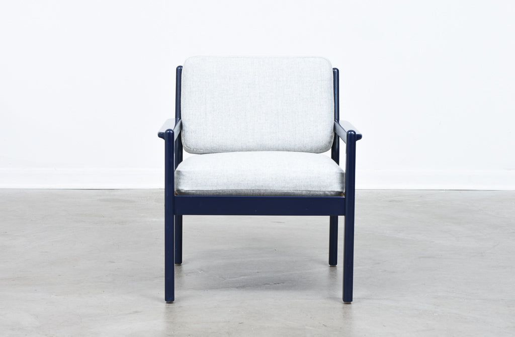 1970s lounger by Karin Mobring