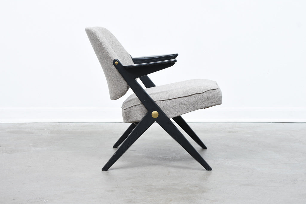 Triva lounge chair by Bengt Ruda