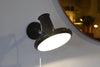 Optima wall light by Hans Due