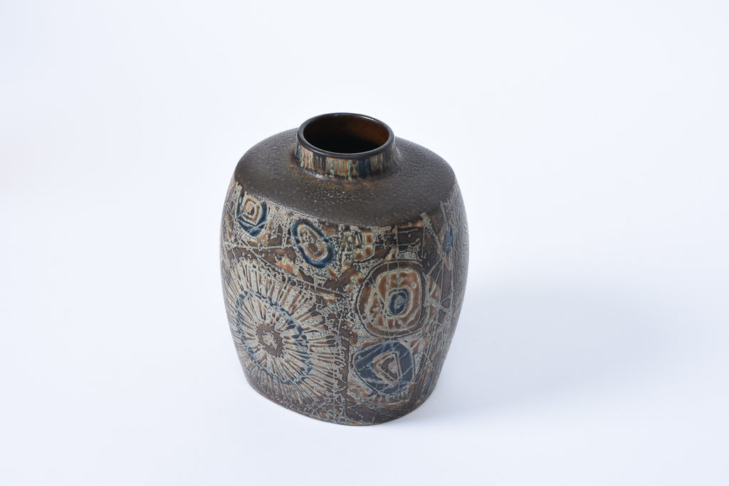 Ceramic vase by Nils Thorsson for Royal Copenhagen