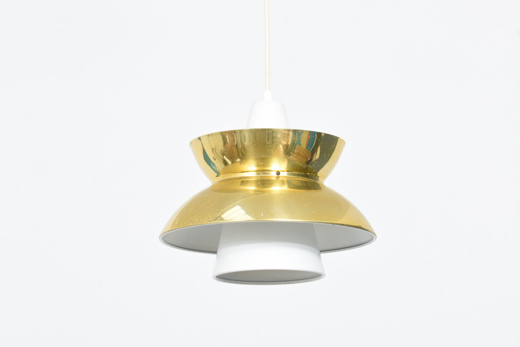 1950s 'Navy' ceiling lamp by Jørn Utzon