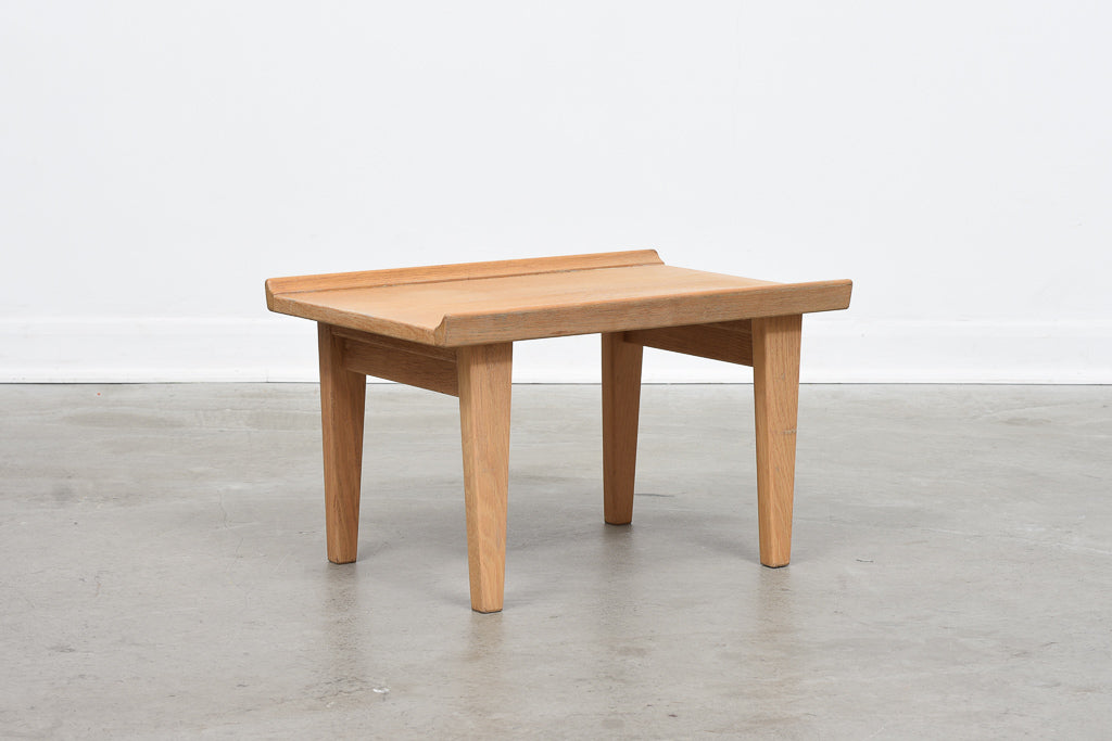 1950s oak bench/table by Eric Wørts