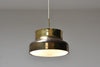 1950s brass Bumling ceiling lamp