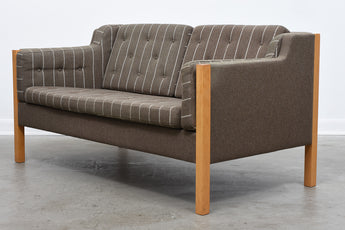 Two seat sofa by Erik Jørgensen
