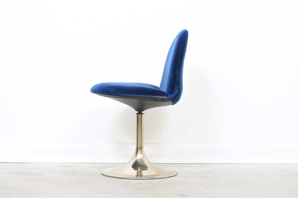LeneJune18 Two available: 1970s swivel chairs