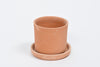 Terracotta pot by Low Key (S)