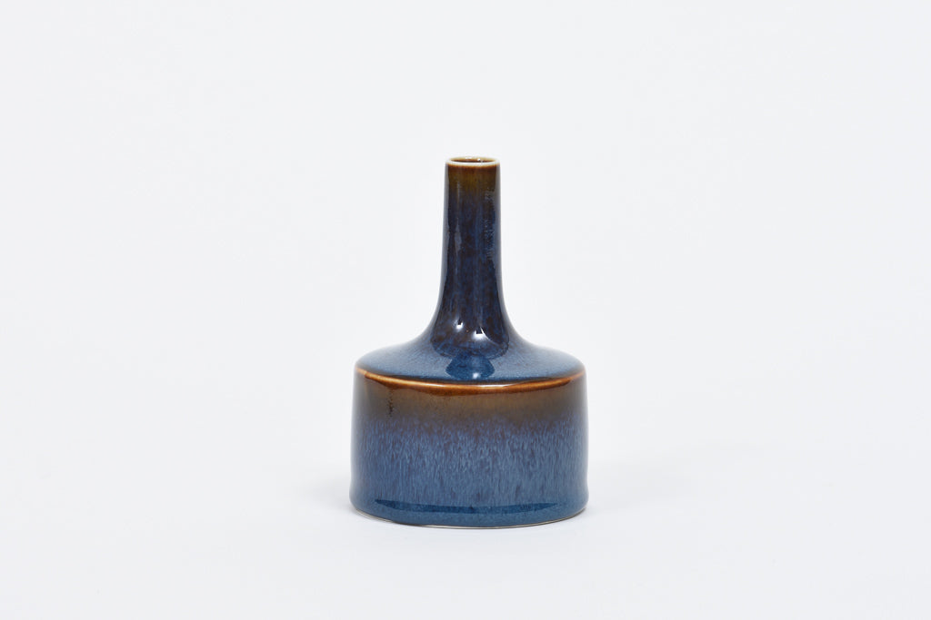 Ceramic bud vase by Carl-Harry Stålhane