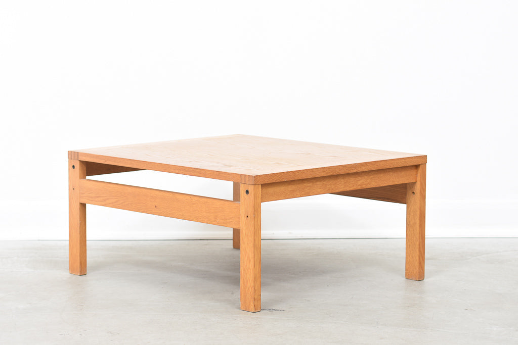 Oak side table by CADO